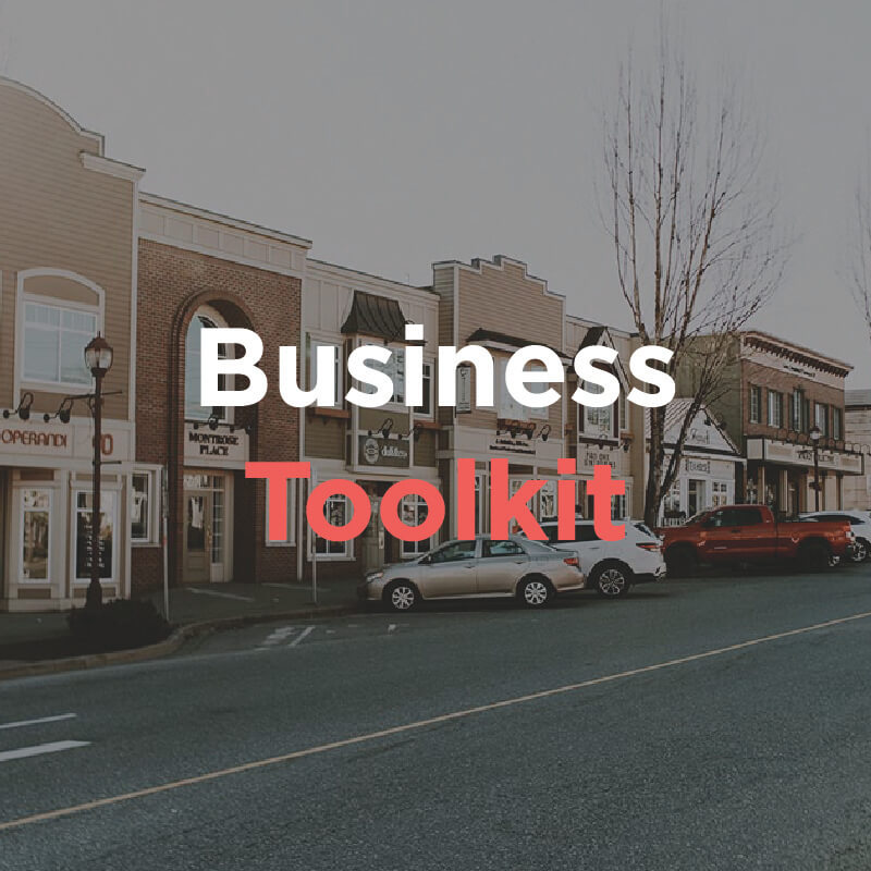 Resources for local Abbotsford businesses that need help.